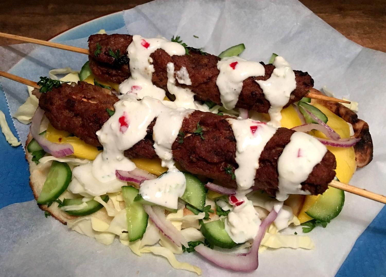 kebab mango re