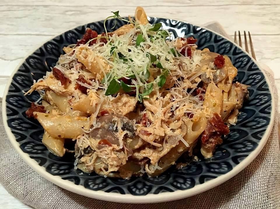pasta-med-kylling-mv