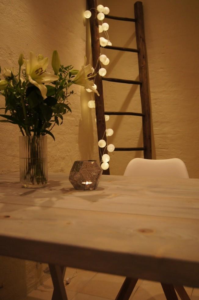 Guide: Lav et spisebord med brede planker