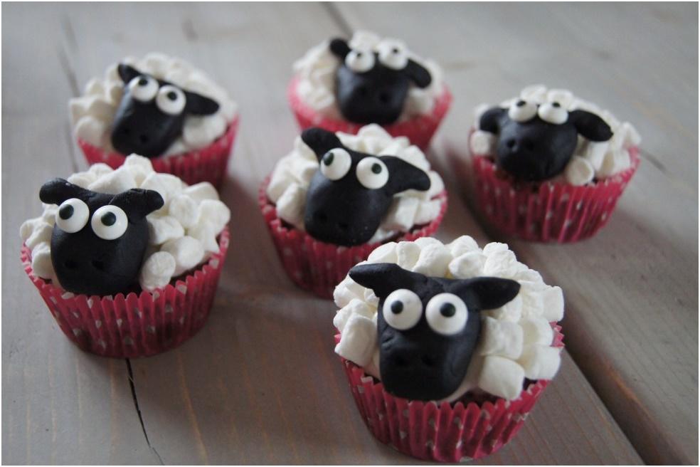Muffin får