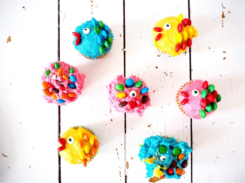 regnbuefisk-muffins