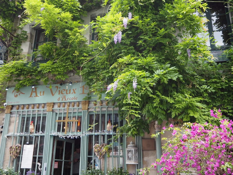 Au Vieux Paris d'Arcole -paris