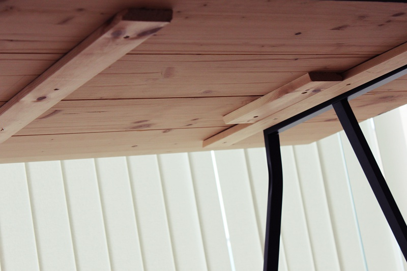 DIY gr̴bejdset skrivebord РEmma Martiny