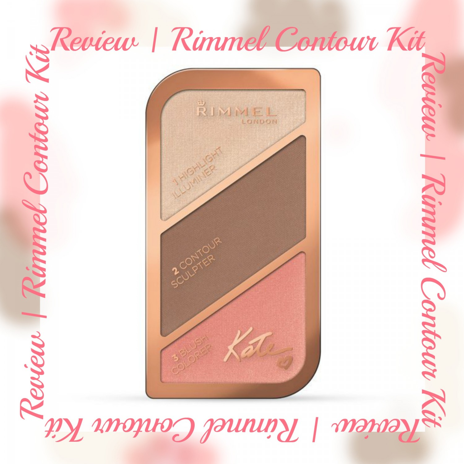 Rimmel contour kit review
