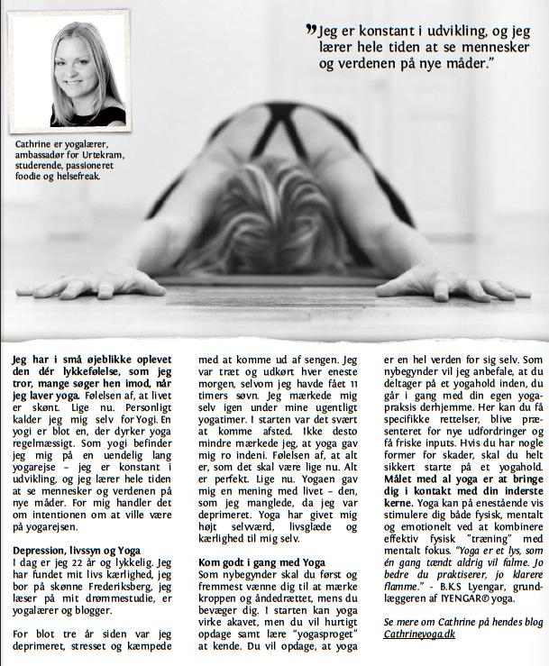 Artikel - min uendelig yogarejse1