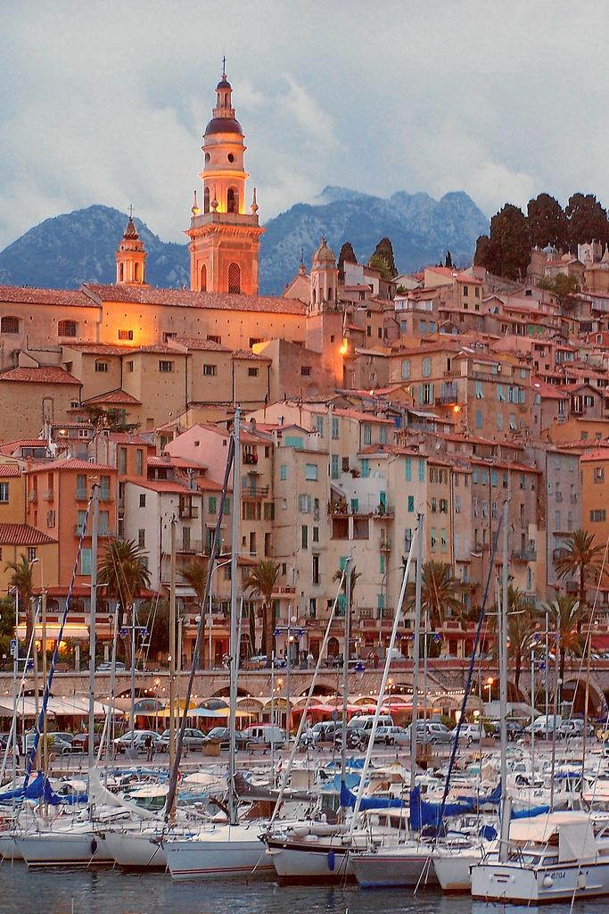 TUREN GÅR TIL SYD FRANKRIG - Cannes, Saint Tropez, Monaco og Nice