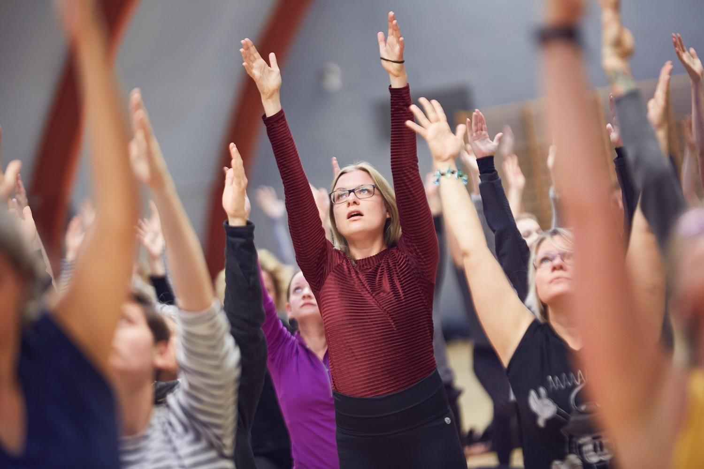Årets store Nytårs Yogaevent - Cathrineyoga.dk
