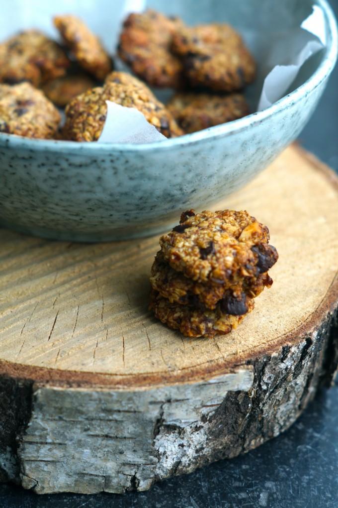 sunde muffins med dadler