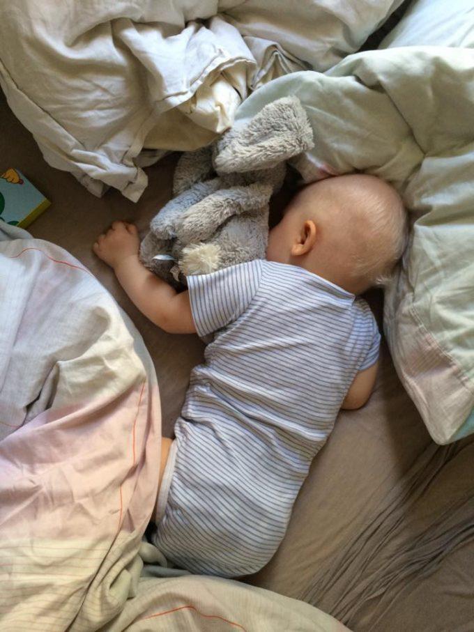 søvn hos børn