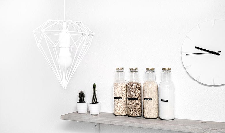 DIY projekter til hjemmet indretning ideer kreative projekter til et hjem blogger Homesick malerstige æblemost modeblogger Amy Dyrholm plakat gallery wall
