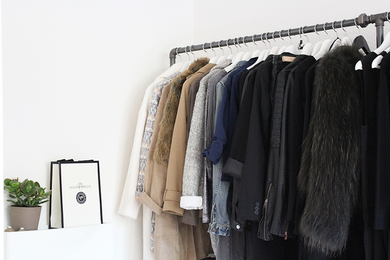ORGANIZE your wardrobe tips diy Rackbuddy clean out shoppe-strategi ryd op i garderoben tips til en bedre garderobe klædeskab blogger Amy Dyrholm IKEA tips