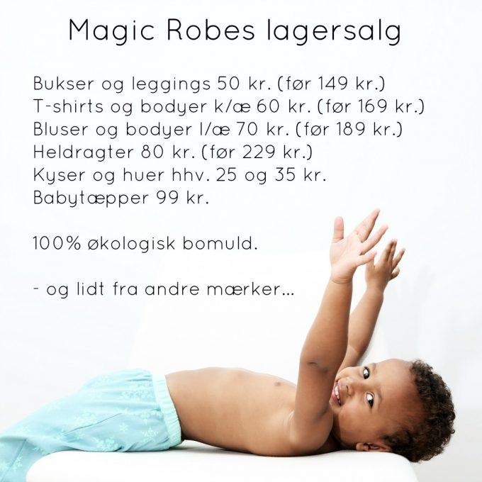 magic robes lagersalg