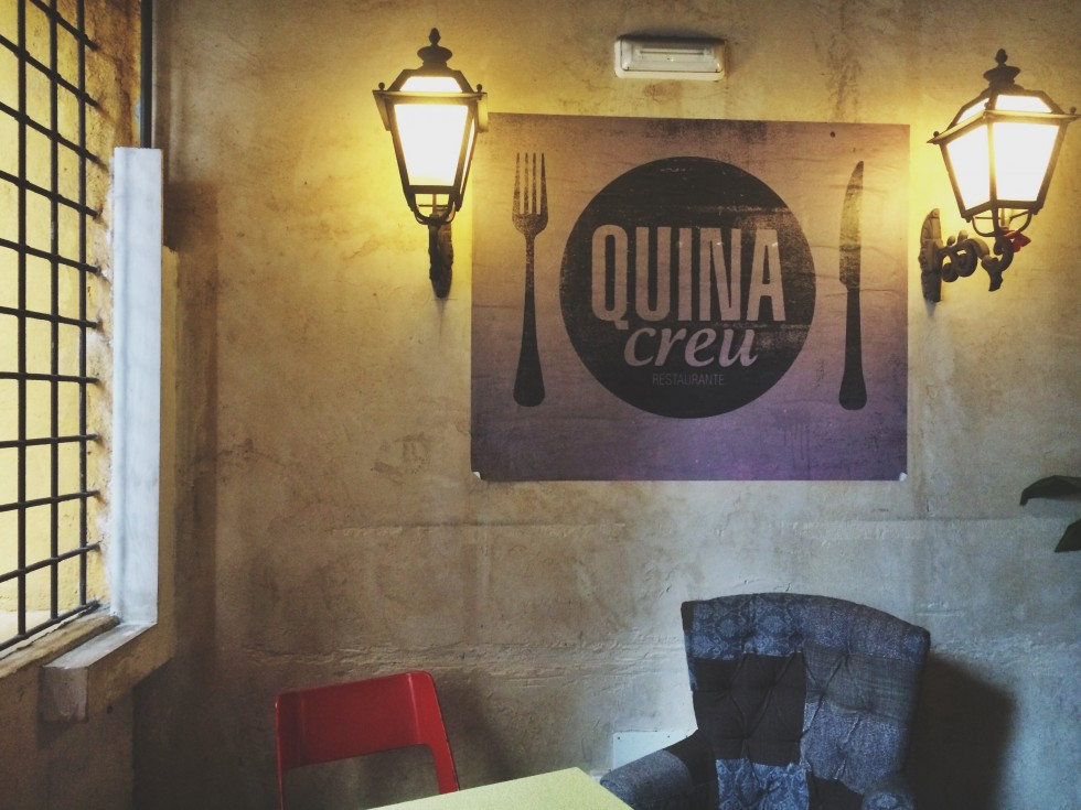 Best places to go to in Mallorca Palma dinner at Quina Creu