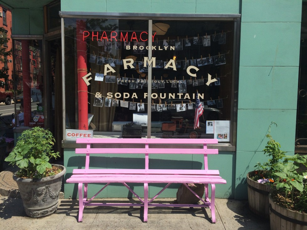 Seven things to do in Brooklyn-eat-icecream-at-Brooklyn Pharmacy and Soda Fountain