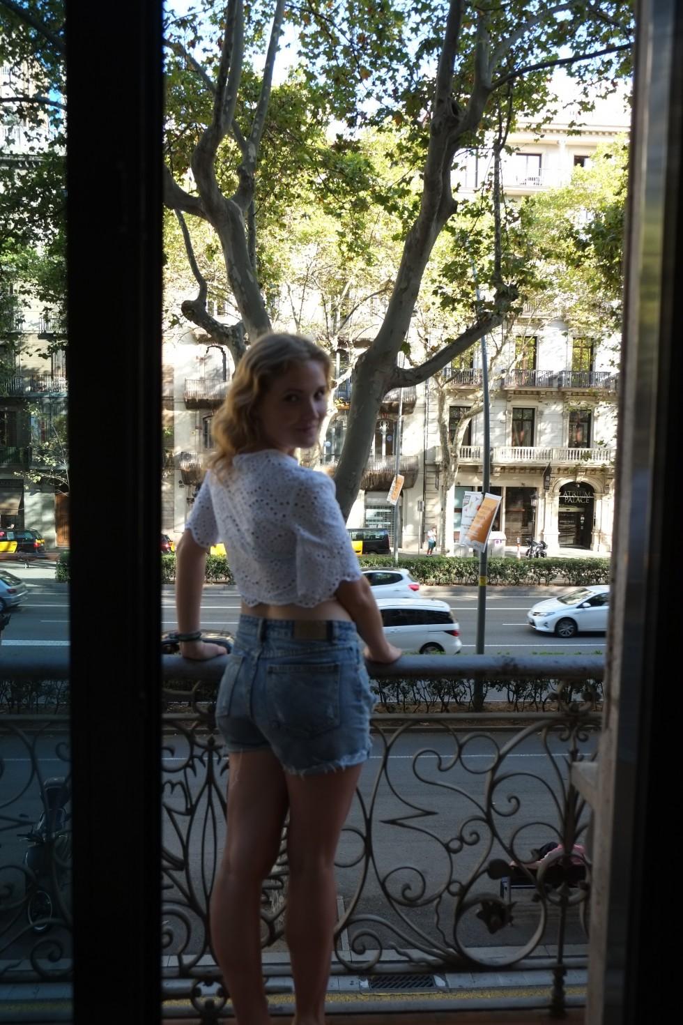 hotel indigo in barcelona