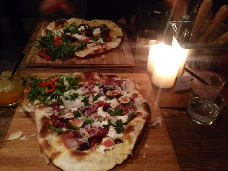 Neighborhood pizza Copenhagen