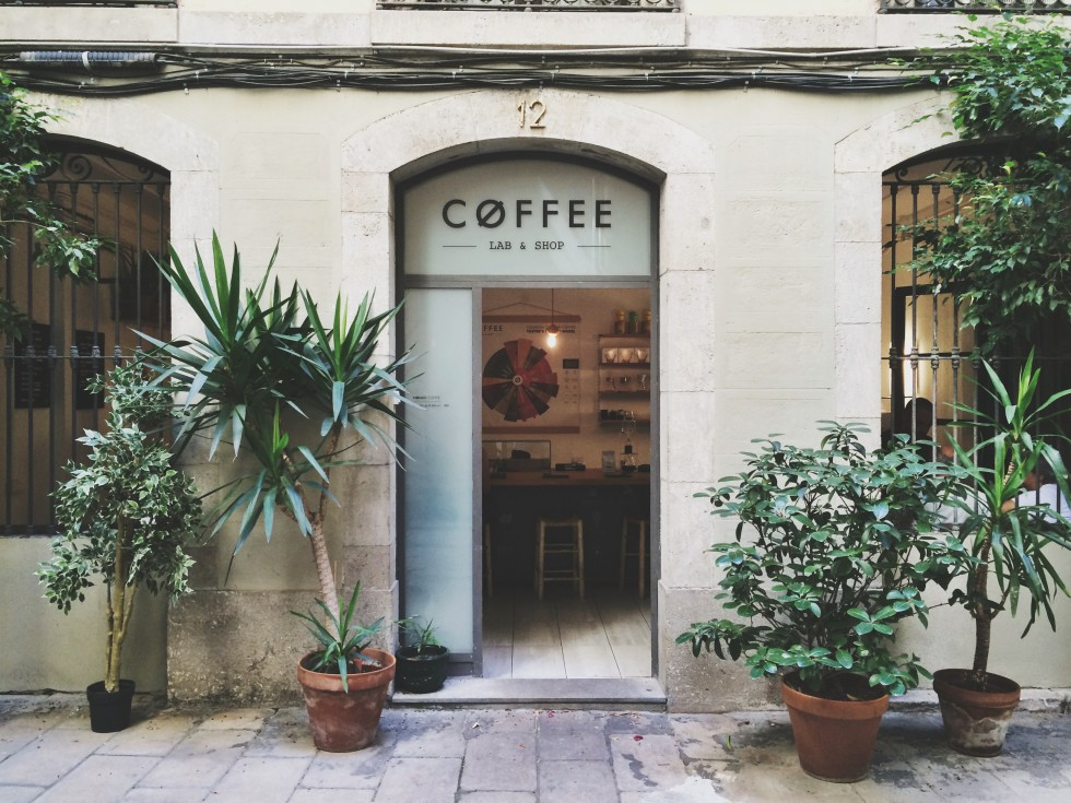 Nomad Coffee the best coffee in barcelona