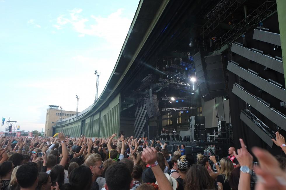 kygo concert at lollapalooza berlin
