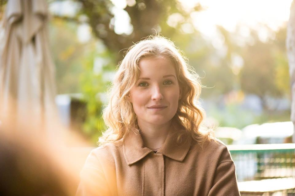 Caroline Solver Silverstories sun in berlin