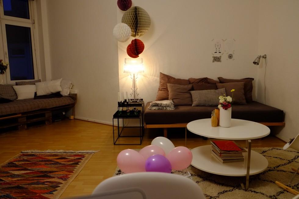 Caroline Solver livingroom