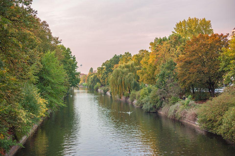 Maybach Ufer Berlin