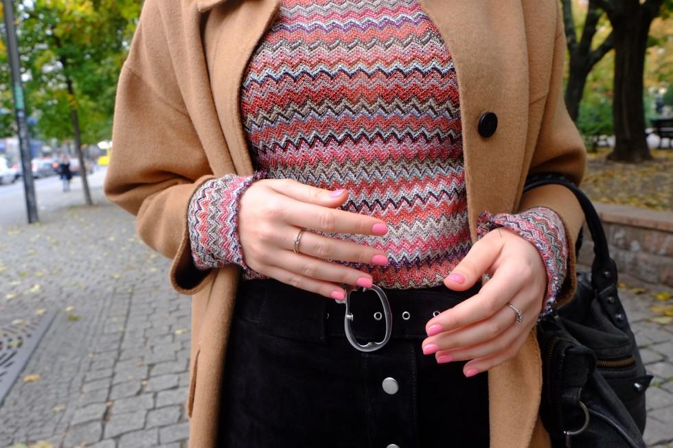 Missoni knit