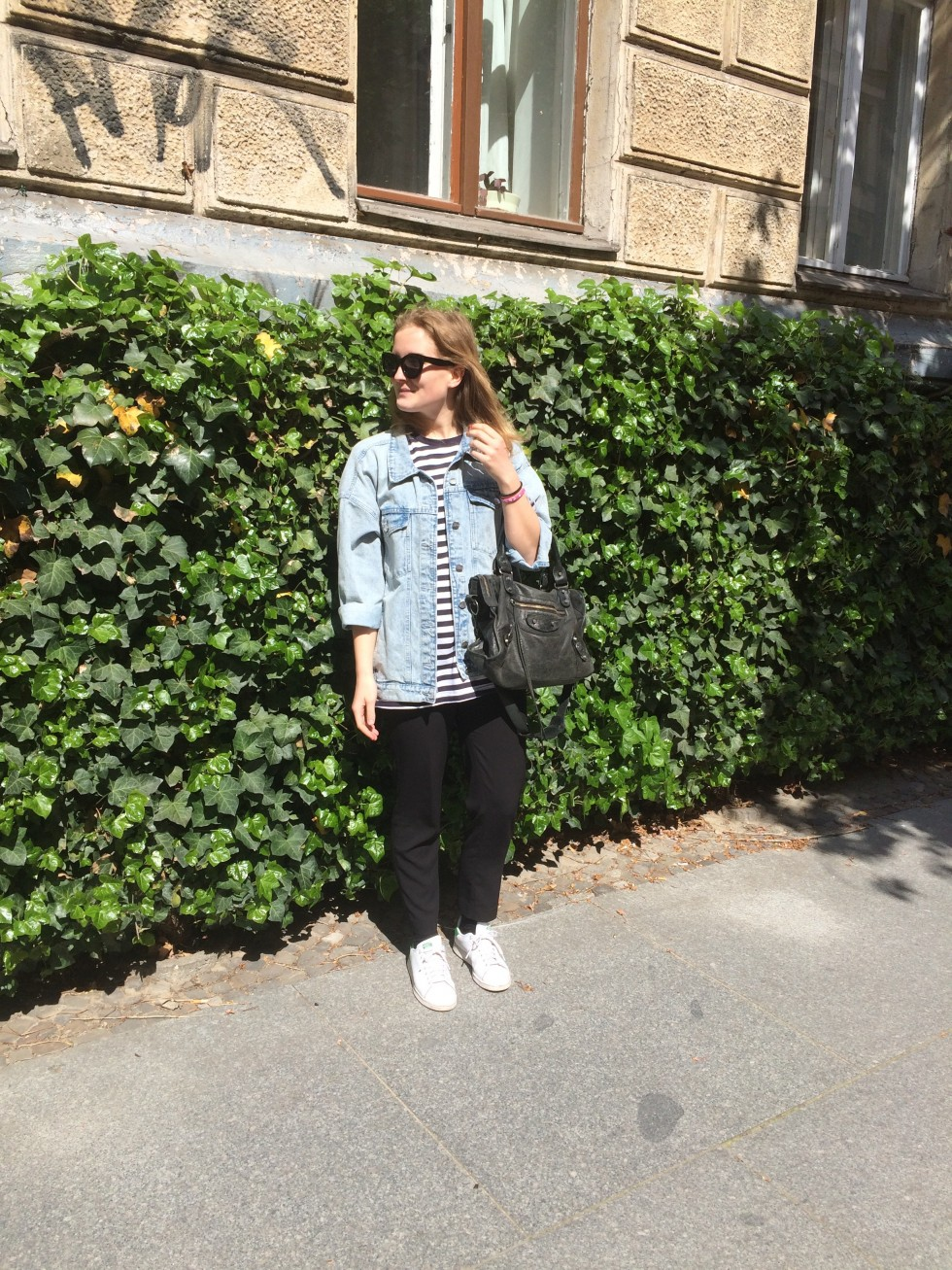 Silverstories berlin summer outfit