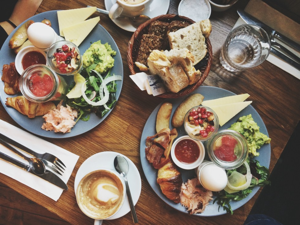 Best brunches in copenhagen silver stories for Best brunch menu