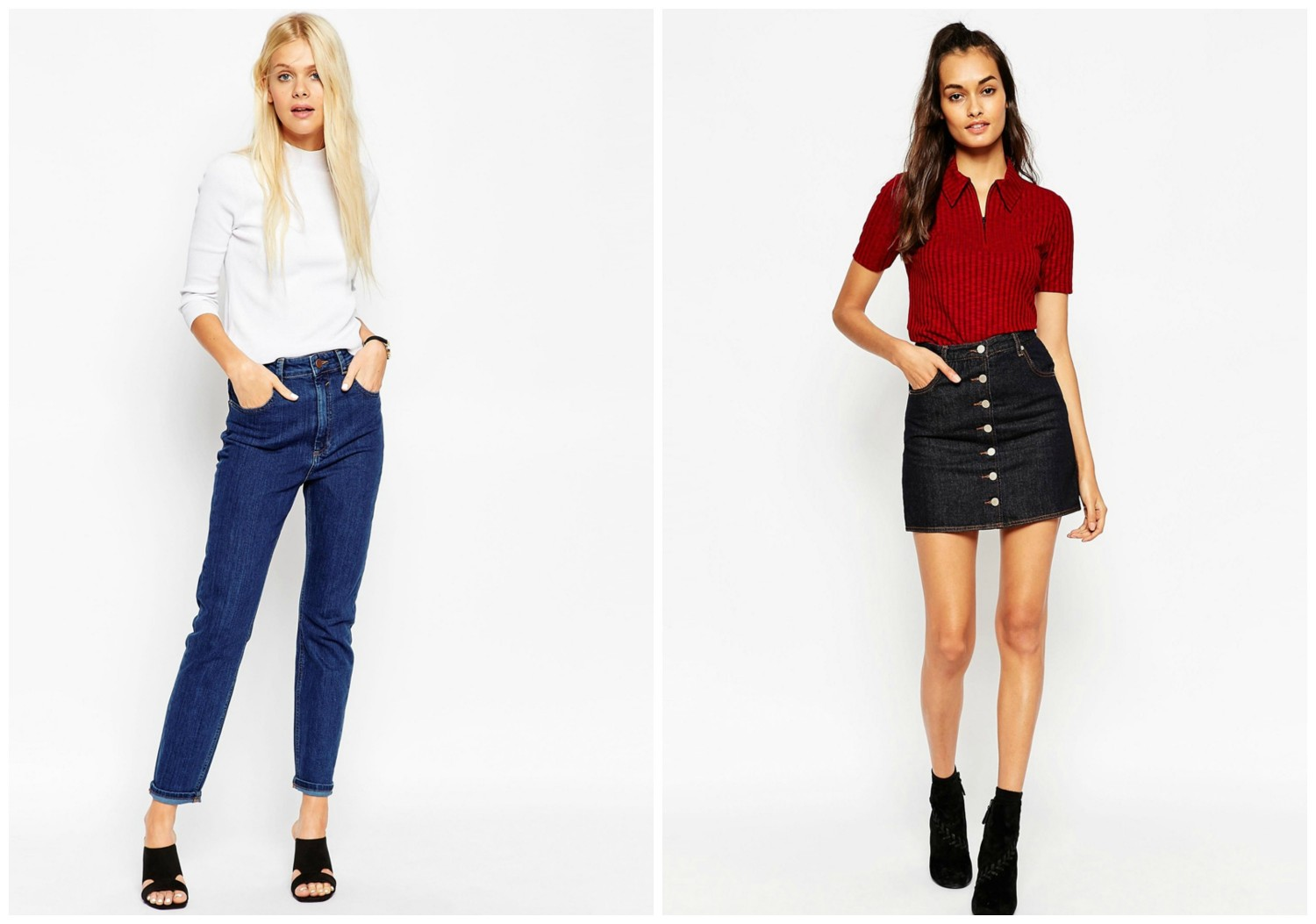 Asos black friday jeans