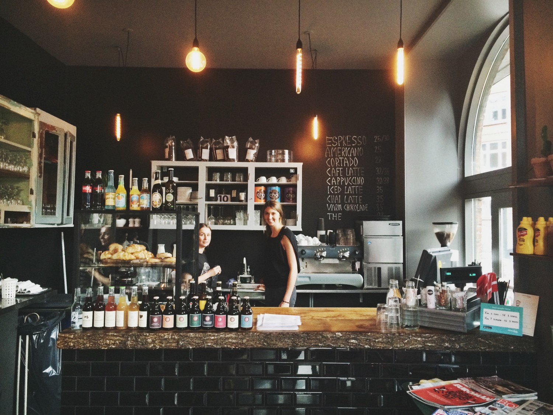 Cafe taaenk nørrebro copenhagen