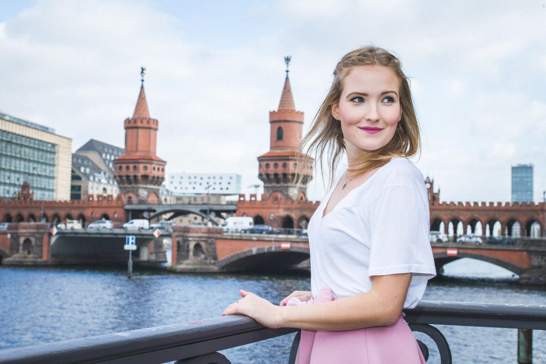 Caroline Sølver udgiver guidebog om Berlin