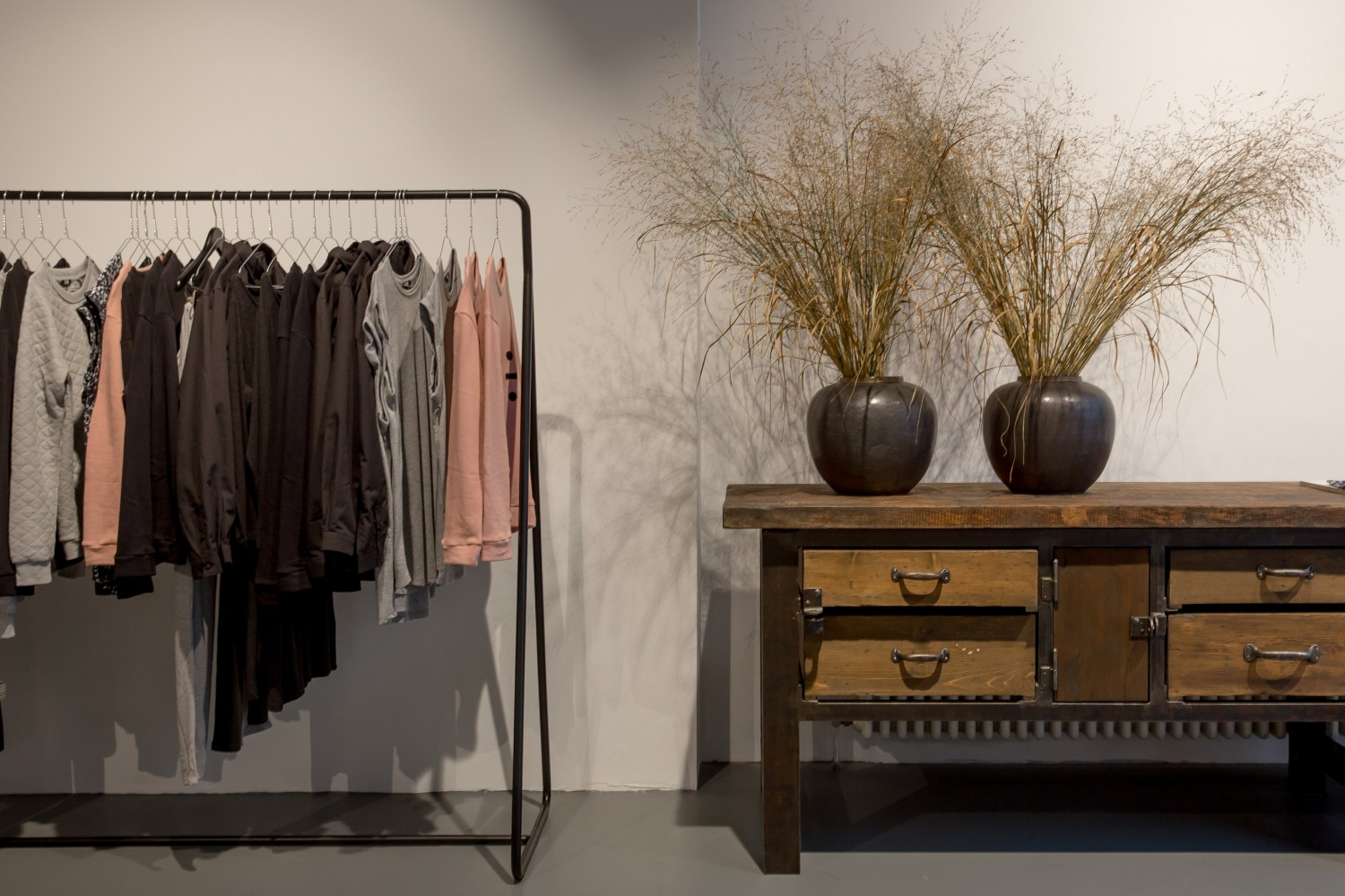 SOS the studio scandinavian fashion concept store berlin