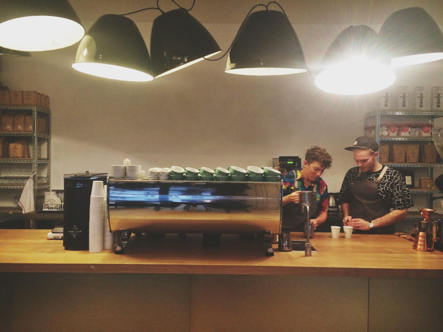 Third wave coffee Berlin