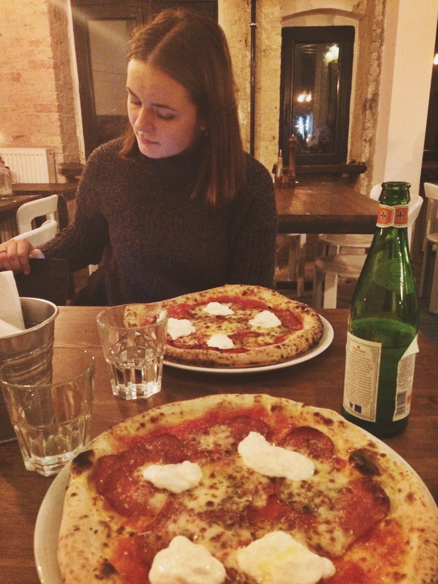 Zola Pizza in Berlin