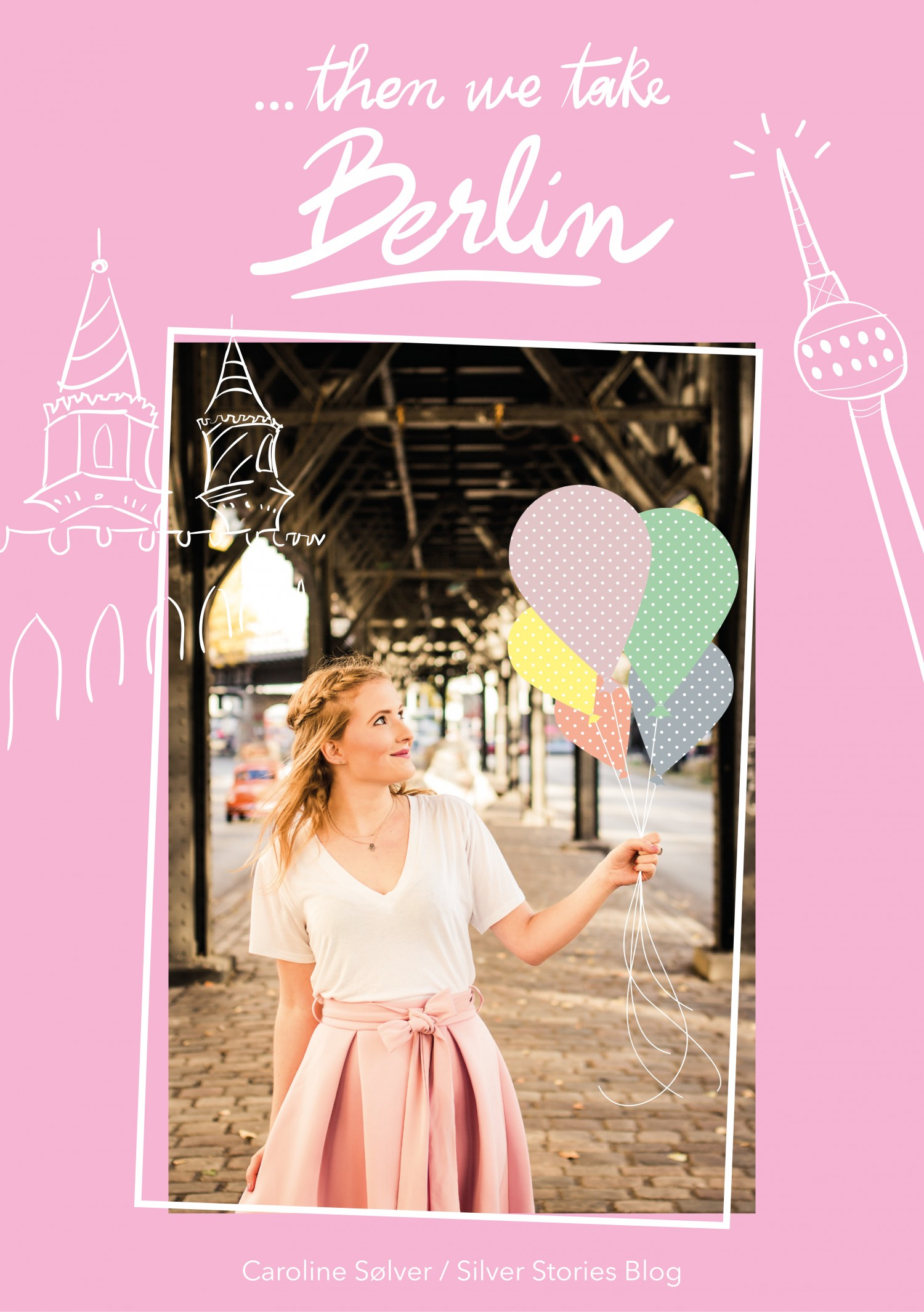 Then we take Berlin guidebook