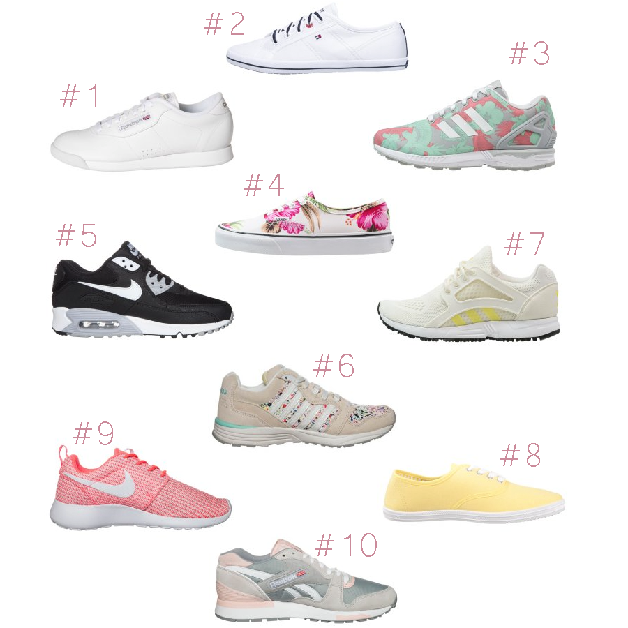 f641b71e2a4 Adidas blonde sko