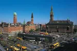 Town Hall of Copenhagen