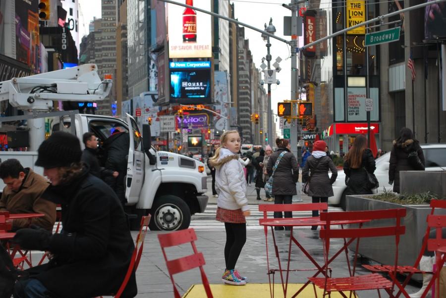 Rakel i New York