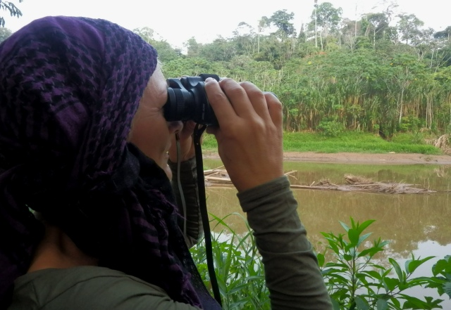 Karen Seneca i Amazonas