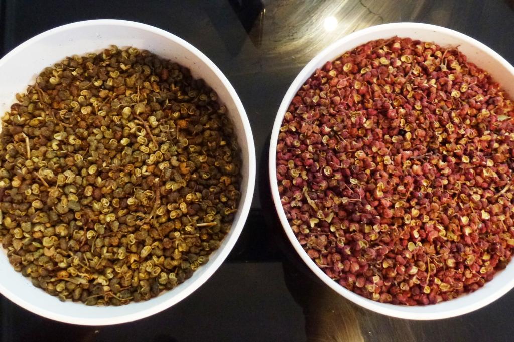 Krydderier på madlavningskurser