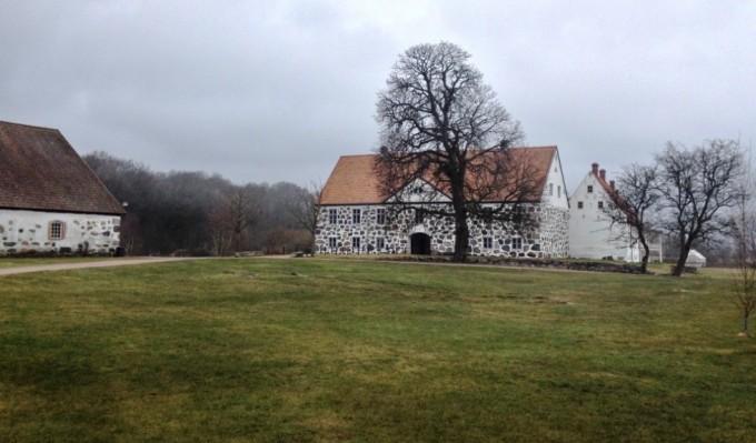 Hovdala Slott v Vattenriket