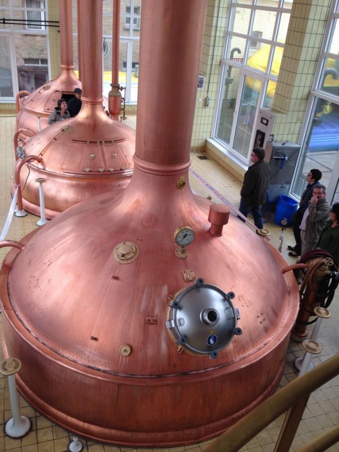 Geuze bryggeri Mort Subite