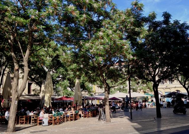 Montpellier plads