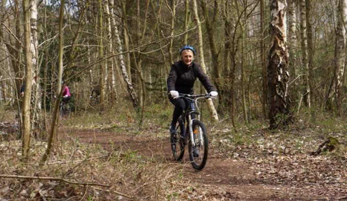 Aktiv ferie på Bornholm: Mountainbike