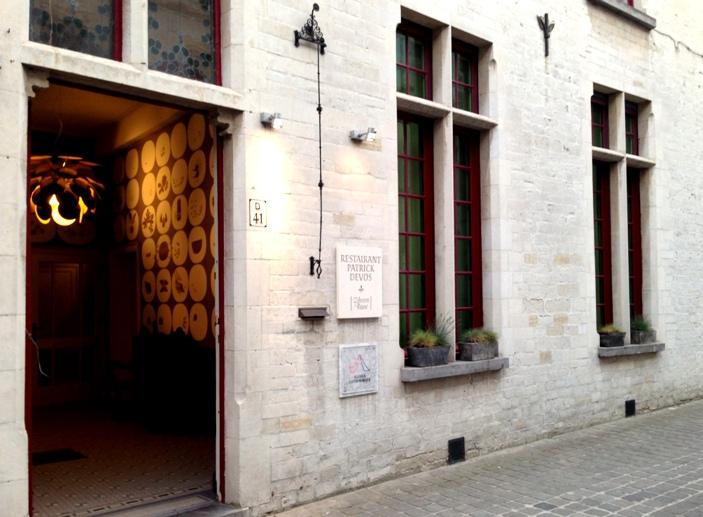 Patrick Devos i Brugge