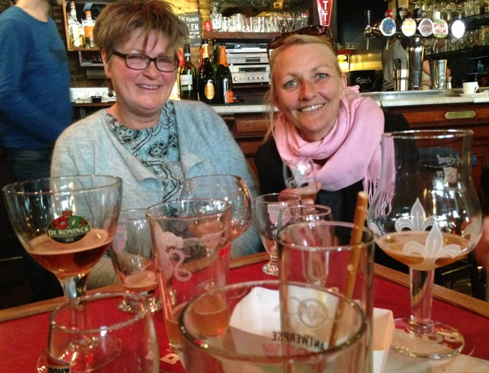 Pub i Brugge