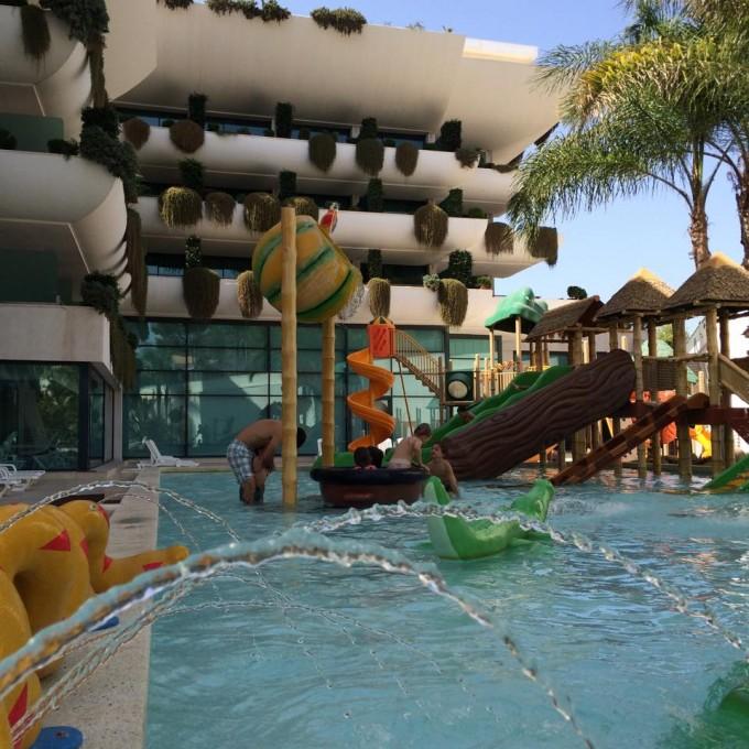 Hotel Deloix i Benidorm