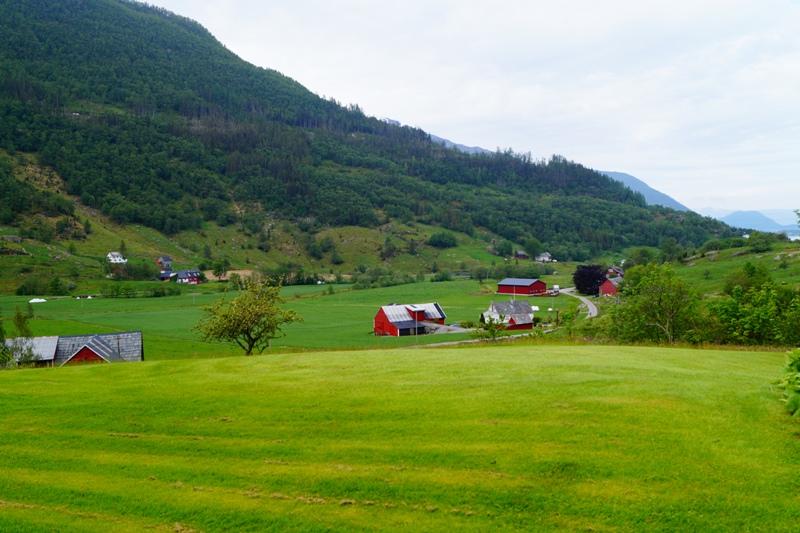 Ang Norge Udsigt ved Guddal
