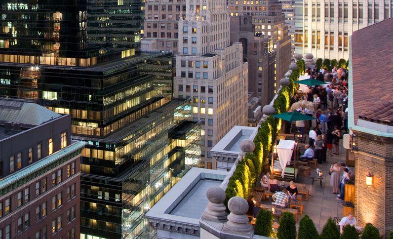 Roosevelt Hotel NYC