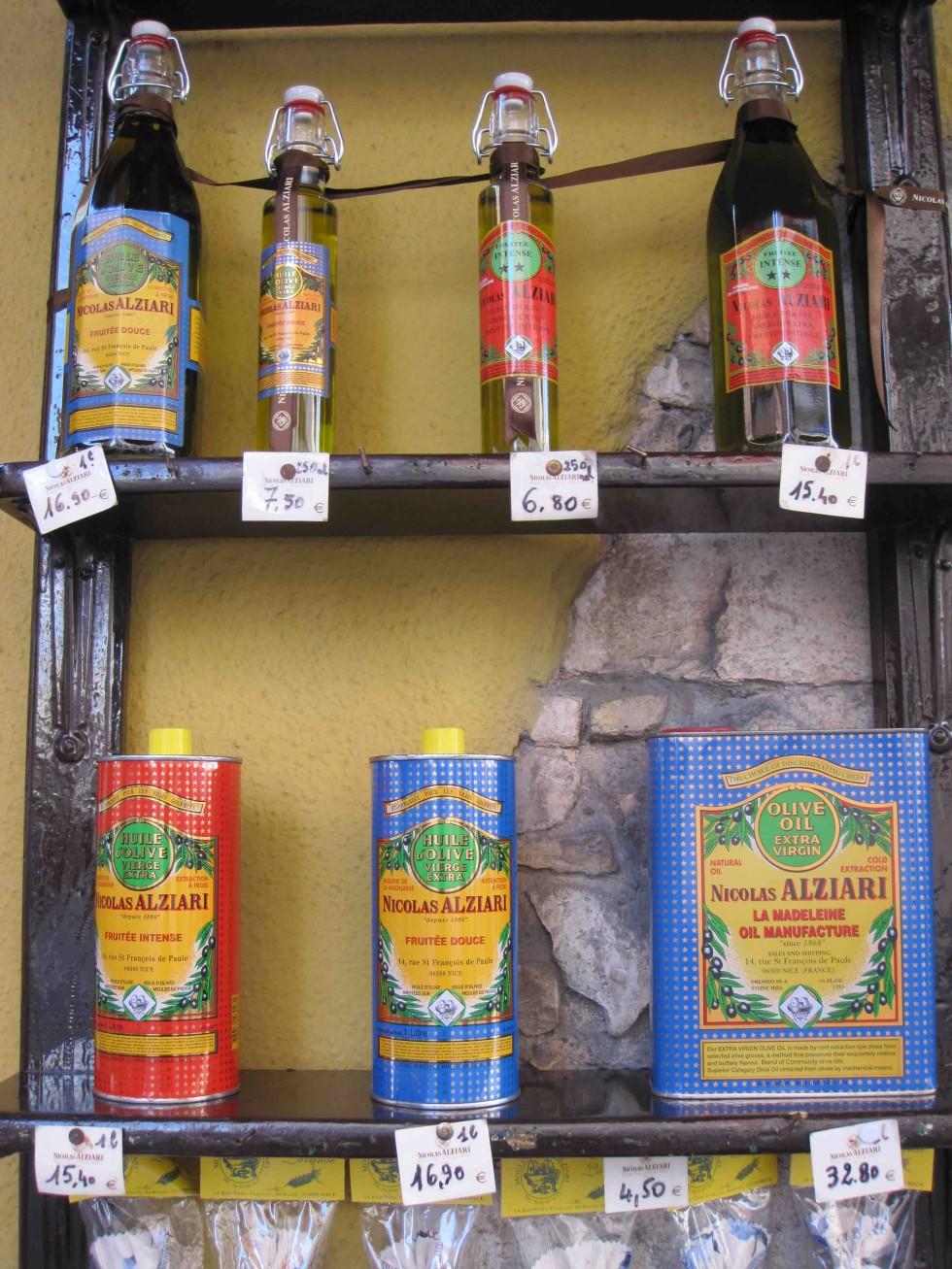 Alziari Olivenolie